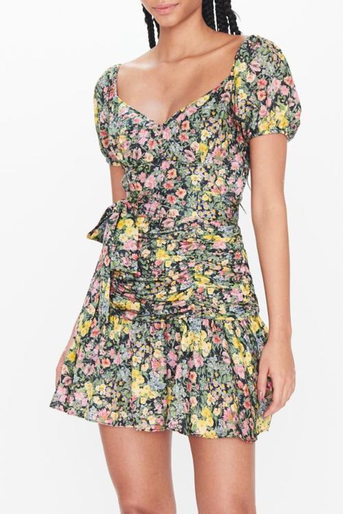 Ambrette Dress