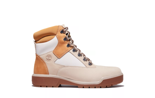 "Timberland 6"" Field Boot Light Beige Nubuck"