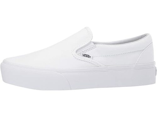 Vans Classic Slip-on P True White