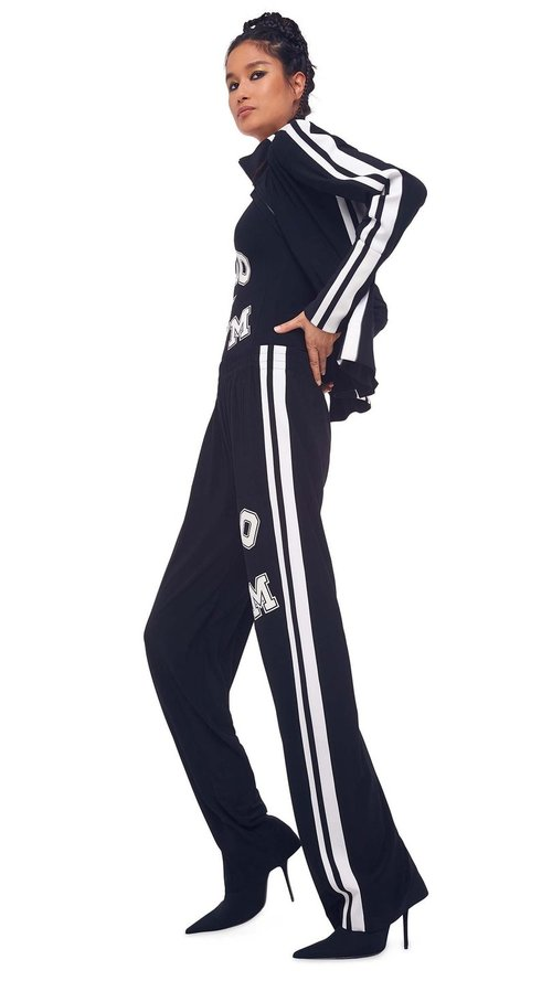 Omo Side Stripe Boyfriend Sweatpant