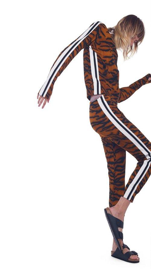 TIGER Side Stripe Pants