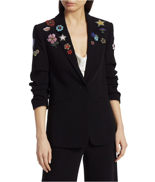 Flower Power Kylie Jacket