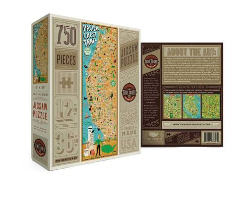 Pacific Crest Trail Jigsaw Puzzle