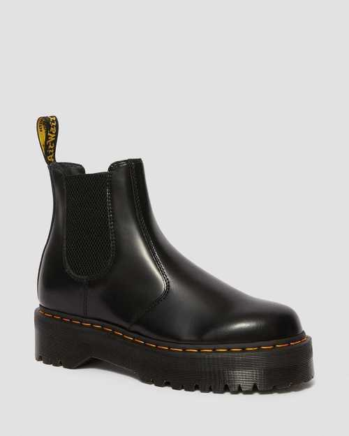 Dr. Martens 2976 Quad Blk Smooth