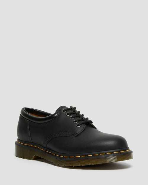 Dr Marten 8053M Black Nappa Leather