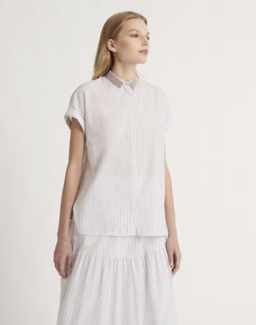 Cotton Linen Top