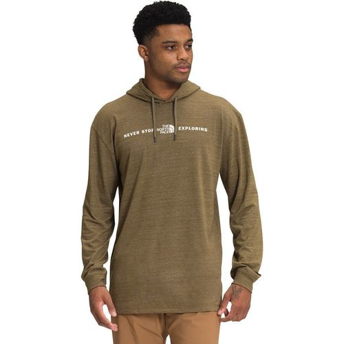NORTHFACE M TRIBLEND P/O MILITARY OLIVE