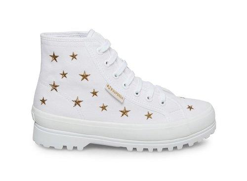 Superga Alpina WhiteStar