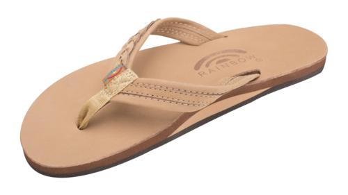 Rainbow Sandals Madison Sierra Brown