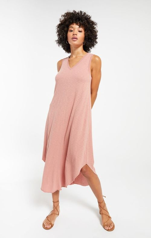 The Reverie Dress Wild Rose