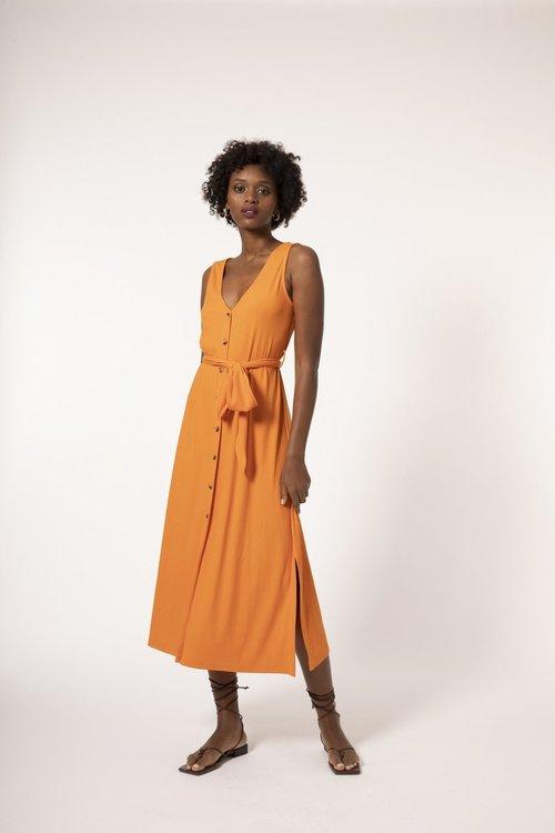 Astrance Dress Orange