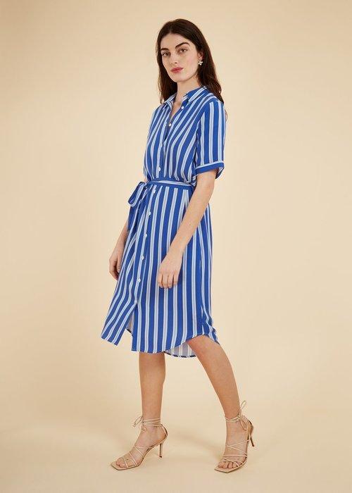 Adeline Dress Blue