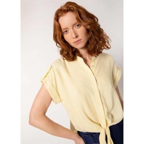 Camilla Shirt Yellow
