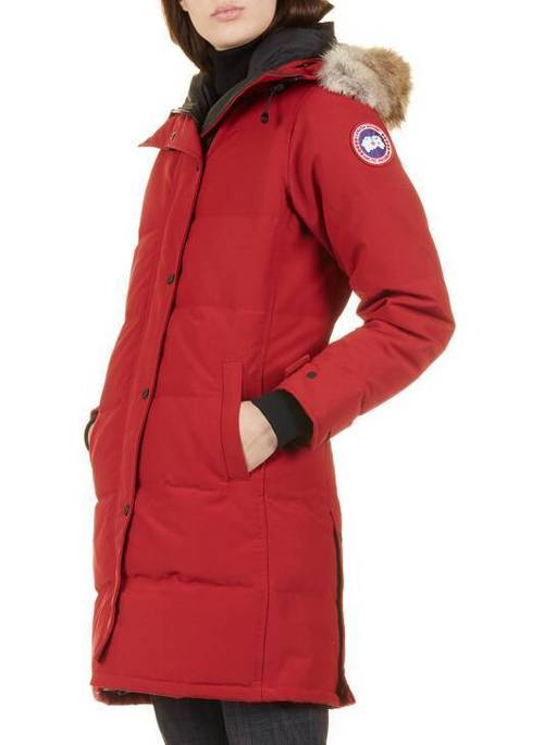 Canada Goose W Shelburne Red