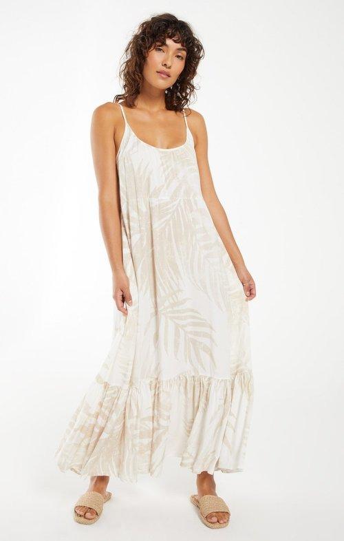 Lido Dress White
