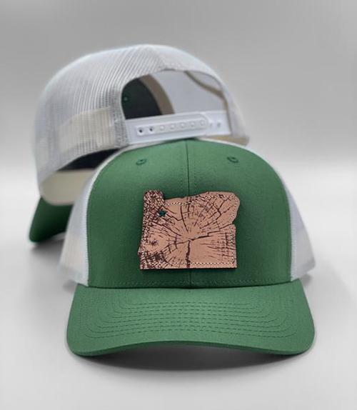 Home Slice Cap Green
