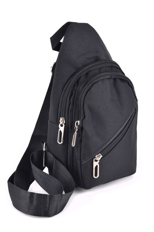 Crossbody Sling Bag Black