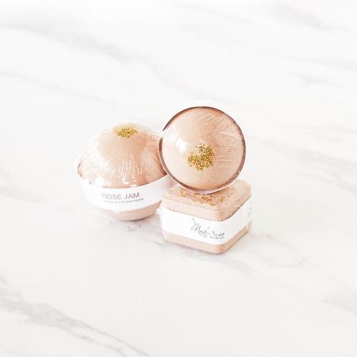Rose Jam Bath Bomb
