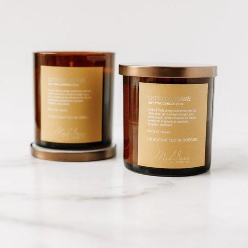 Citrus Agave 9 oz Candle