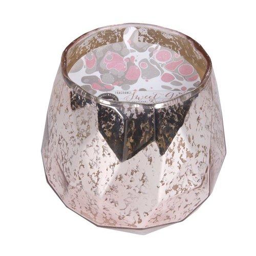 Pink Mercury Candle Sweet Grace