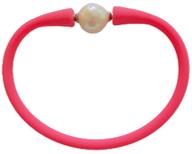 Maui Bracelet Freshwater Pearl- Pink