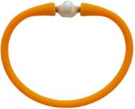 Maui Bracelet Freshwater Pearl- Orange