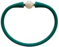 Maui Bracelet Freshwater Pearl- Emerald