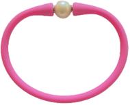Maui Bracelet Freshwater Pearl- Bubblegum