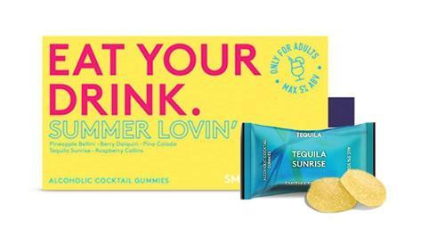 Summer Lovin' Cocktail Gummies