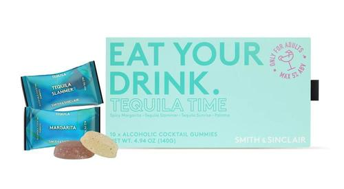 Tequila Time Cocktail Gummies