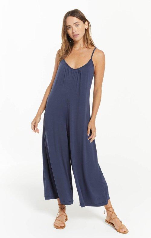 Summerland Sleek Jumpsuit Black Iris
