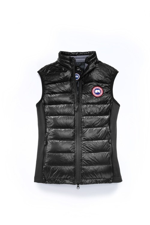 Canada Goose Hybridge Lite Vest/Black