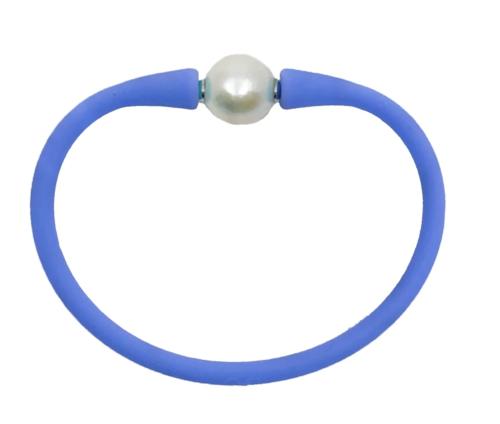 Maui Bracelet Freshwater Pearl- Hydrangea