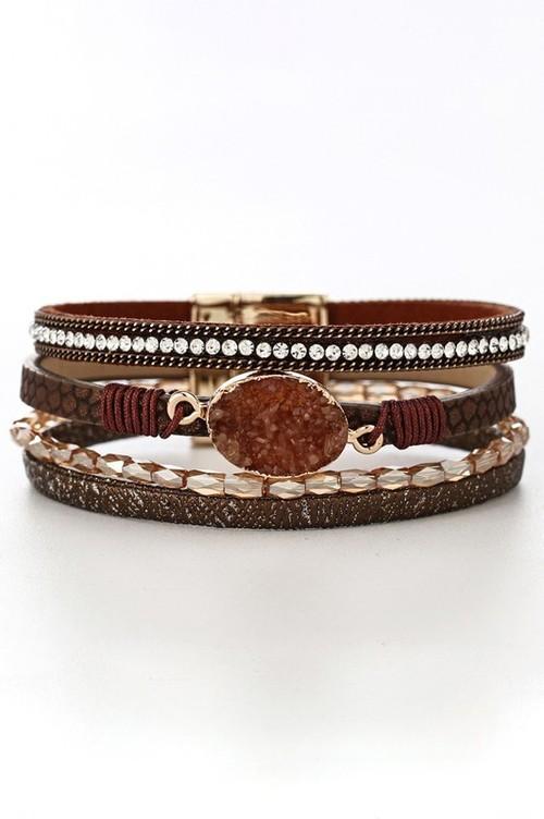 Hannah Brown Assorted Bracelets