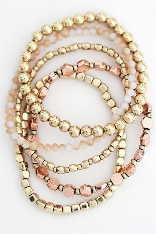 Jessica Assorted Bracelets