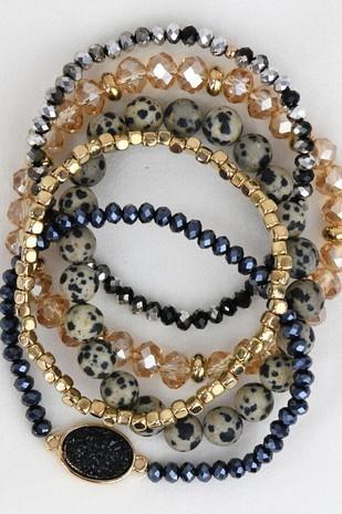 Krissy Assorted Bracelets