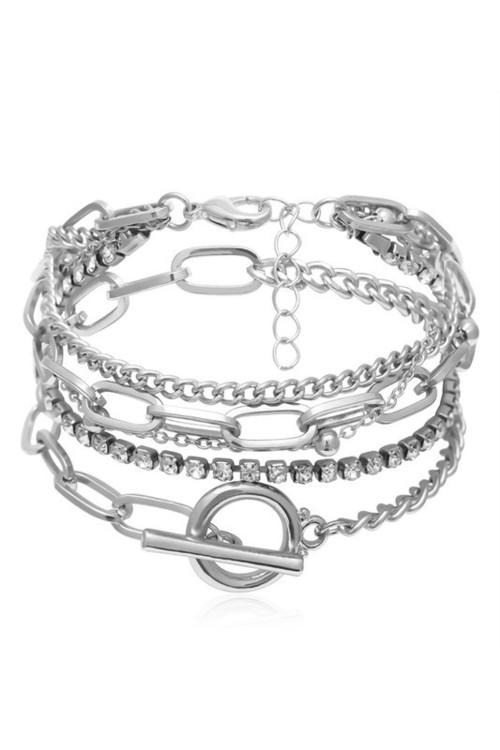 Stephanie Silver Assorted Bracelets