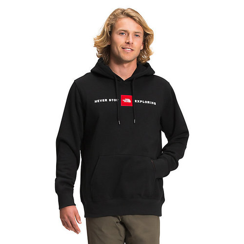 Northface M Red's P/O HDYTNF Black