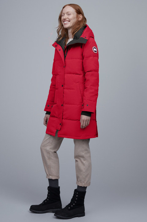 Canada Goose W's Shelburne Red