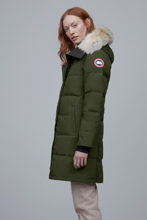 Canada Goose W's Shelburne Military Green