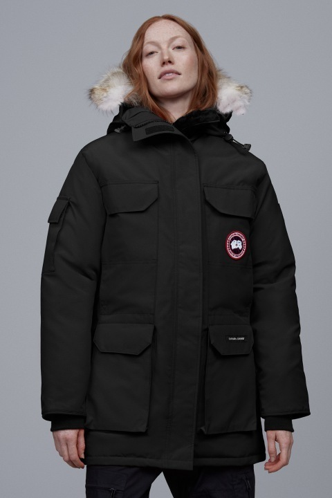 Canada Goose W's Expedition Parka Black