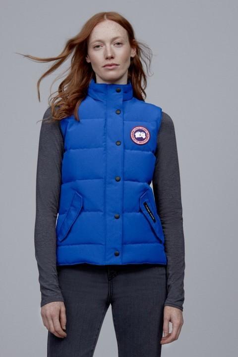 Canada Goose W's Freestyle Vest PBI Blue