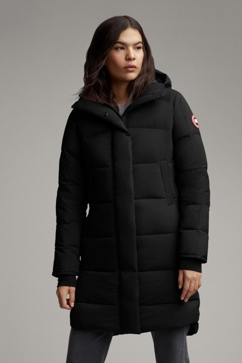 Canada Goose W's Alliston Coat Black