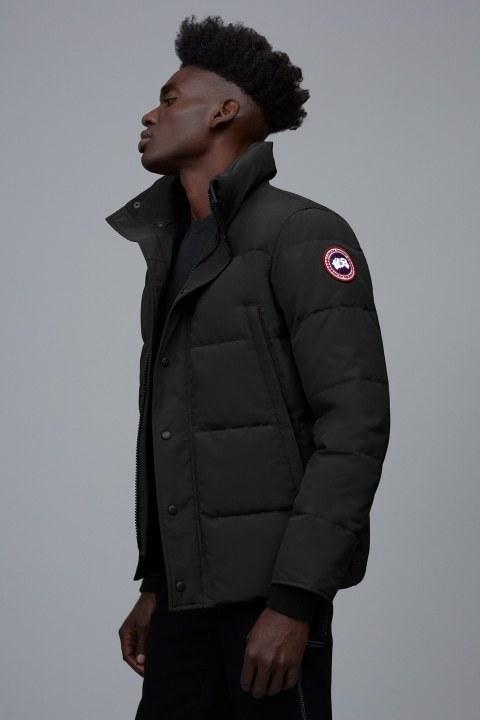 Canada Goose M Wyndham Parka Black