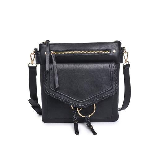 Leslie Crossbody Bag Black