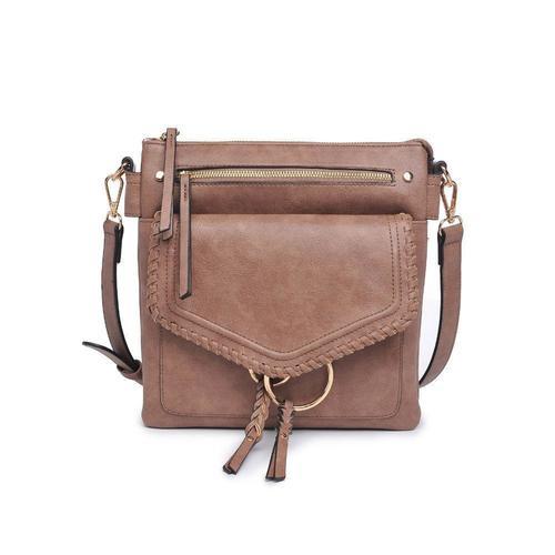 Leslie Crossbody Bag Tan