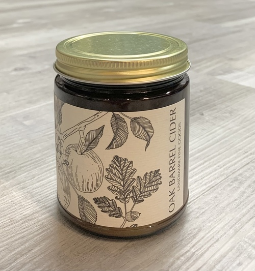 Oak Barrel Cider Candle