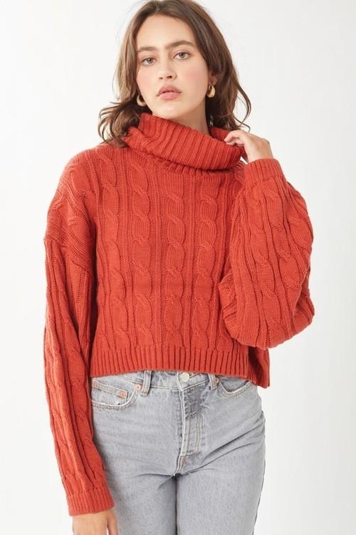 Kayla Sweater Terra