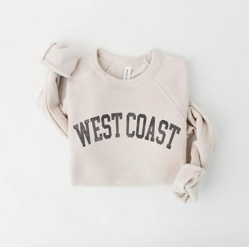 Heather Dust West Coast Pullover