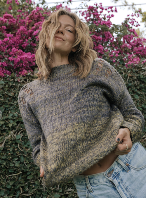 Apple Picking Pullover Sweater